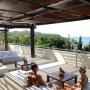 Aska Buket Resort - terasa
