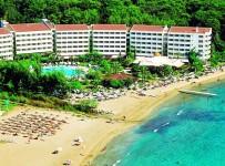 Pohled na Top hotel, Alanya